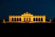 Gloriette Wien Nachtaufnahme