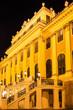 Schloß Schönbrunn Abendaufnahme