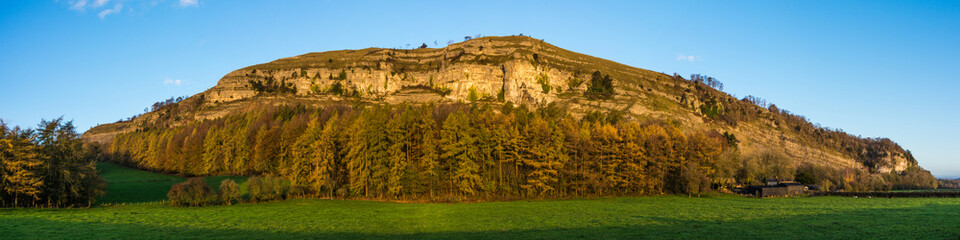 Whitbarrow Scar panorama