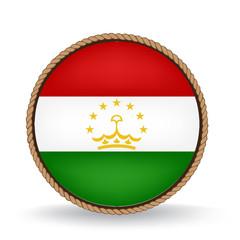 Tajikistan Seal