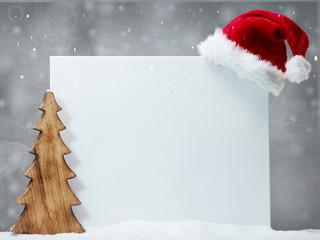 Whiteboard for christmas