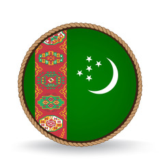 Turkmenistan Seal