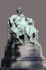 Goethe monument in Vienna