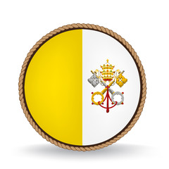 Vatican City Seal
