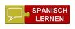 Puzzle Button rot gelb: Spanisch lernen