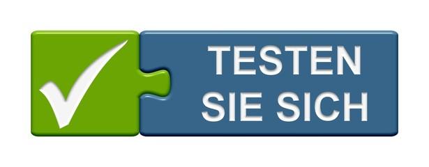 Puzzle Button: Testen Sie sich