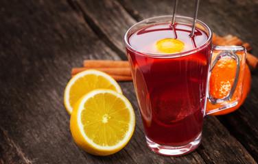 Tee, Glühwein