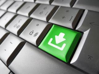 Download Key Web Concept
