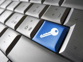 Web Security Access Key