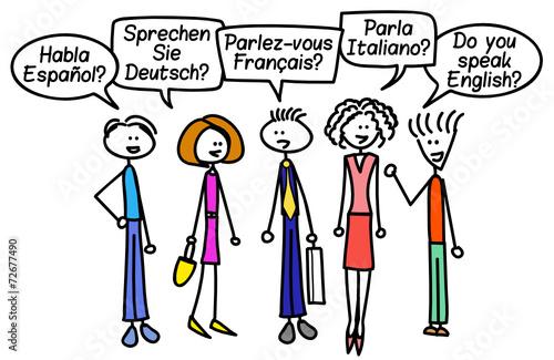 Fremdsprachen - 72677490