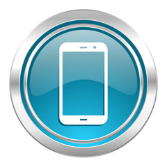 smartphone icon, phone sign
