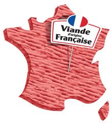Carte France viande-1