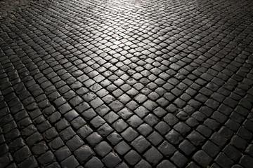 Sampietrini di Via Appia Antica - Roma