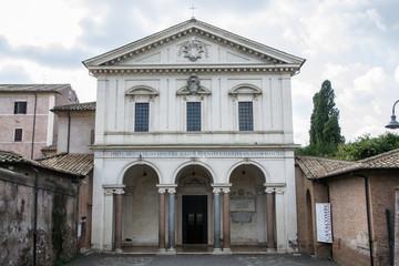 Basilica maggiore di San Sebastiano fuori le mura - Roma