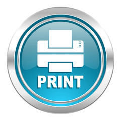 printer icon, print sign