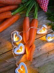 Karottenliebe