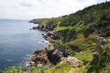 Fototapety Sentier baie douarnenez