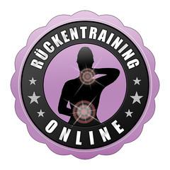 rto4 RueckenTrainingOnline - Rückentraining violett - g2449