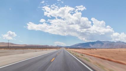 Remote Desert Driving Oregon 681