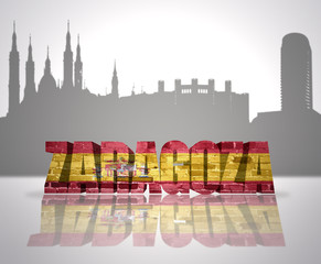View of Zaragoza