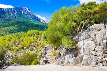 Serra de Tramuntana - Mountains Range on Mallorca, Balearic Isla