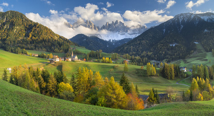 panoramic view mountains