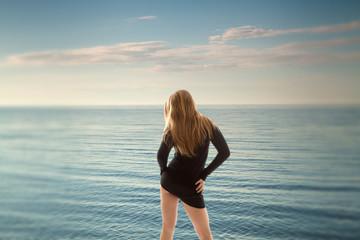 Sea day.