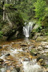 Cascade, Ruisseau de la clarianelle,Pyrénées