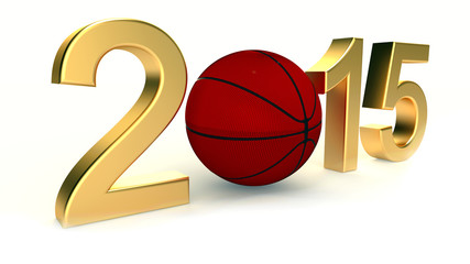 Basketball 2015 year