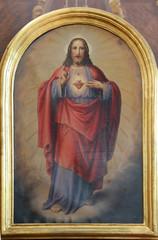 Sacred Heart of Jesus, church of St. Aloysius in Travnik