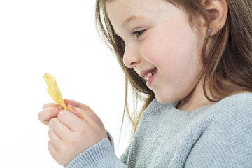 Chips child