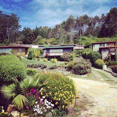 Villa Cocholgue, Chile
