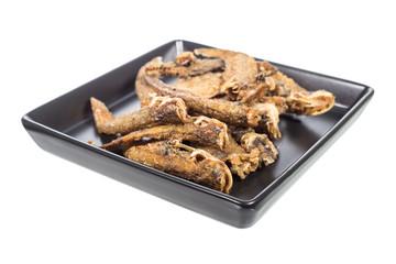 deep fried twisted-jaw catfish