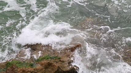 waves in the Bay of Biscay
