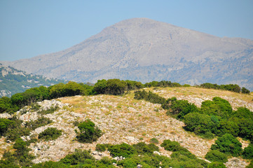 View on Crete island, Greece