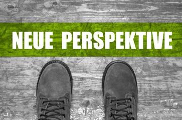Neue Perspektive/Sichtweise