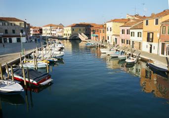 Venedig, Glaskunstinsel Murano