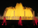 fuente colores barcelona