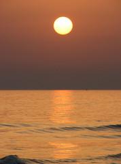 Sole sul mare