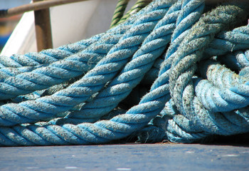Corda, Ponte, Nave, Nautica
