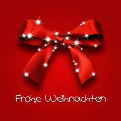 Frohe Wehnachten