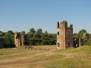 Rovine, Appia, Roma