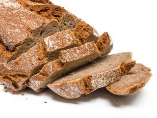 Geschnittenenes Brot
