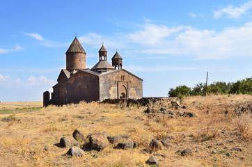 Армения, монастырь Сагмосаванк, 13 век