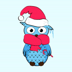 owl_winter_frozen