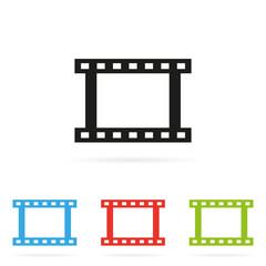 Film symbol icon