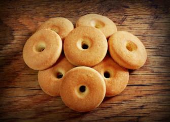 Biscotto alla panna