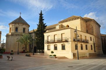 Iglesia de San Mateo, Lucena, provincia de Córdoba, España