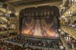 Leinwanddruck Bild - St. Petersburg, Russia. Maryinsky Theater.