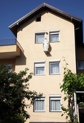 Missionaries of Charity house in Skopje
